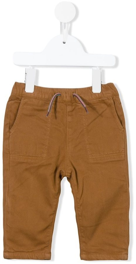 Pantalon brun clair Paul Smith