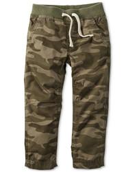 Pantalon camouflage olive