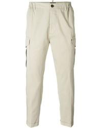 Pantalon cargo beige DSQUARED2