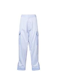 Pantalon cargo bleu clair Tome