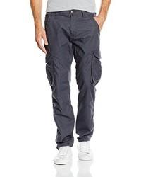 Pantalon cargo bleu marine Tom Tailor