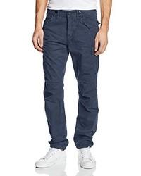 Pantalon cargo bleu marine True Religion