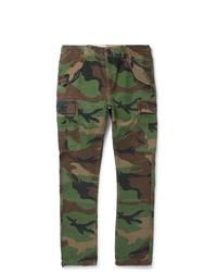 Pantalon cargo camouflage olive Polo Ralph Lauren