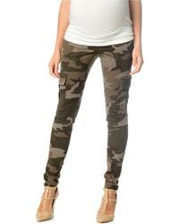 Pantalon cargo camouflage original 1519315