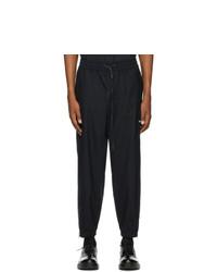 Pantalon cargo en laine bleu marine 3.1 Phillip Lim