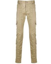 Pantalon cargo marron clair Balmain