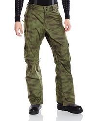 Pantalon cargo olive Burton