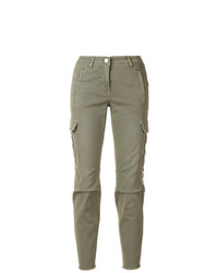 Pantalon cargo olive Cambio