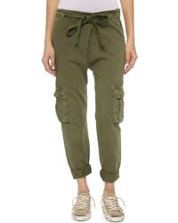 Pantalon cargo olive Current/Elliott