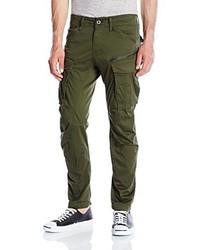 Pantalon cargo olive G-Star RAW