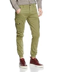 Pantalon cargo olive Jack & Jones