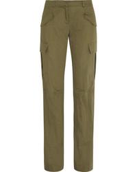 Pantalon cargo olive Michael Kors