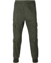Pantalon cargo olive Neil Barrett