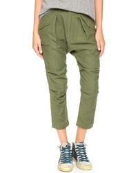 Pantalon cargo olive Nlst