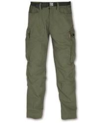 Pantalon cargo olive Páramo