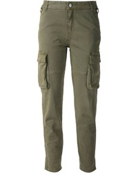 Pantalon cargo olive Stella McCartney
