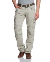 Pantalon cargo olive Timezone
