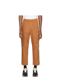 Pantalon cargo orange Kenzo