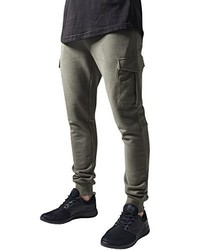 Pantalon cargo vert foncé Urban Classics