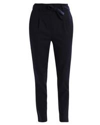 Pantalon carotte bleu marine Expresso