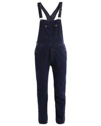 Pantalon carotte bleu marine Ralph Lauren
