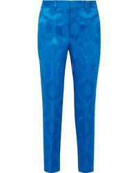 Pantalon carotte bleu Isabel Marant