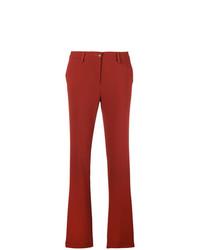 Pantalon carotte bordeaux Etro