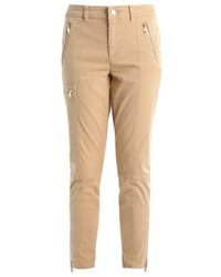 Pantalon carotte brun clair Ralph Lauren