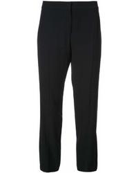 Pantalon carotte noir Alexander McQueen