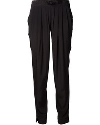 Pantalon carotte noir Alexander Wang