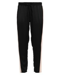 Pantalon carotte noir Even&Odd