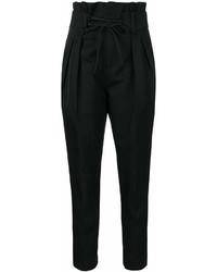 Pantalon carotte noir IRO