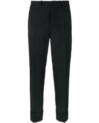 Pantalon carotte noir Marni