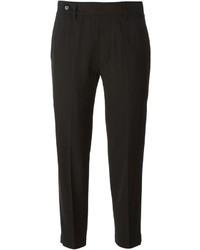 Pantalon carotte noir Rick Owens