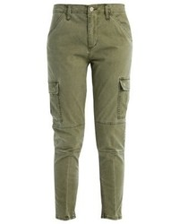 Pantalon carotte olive Ralph Lauren