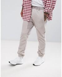 Pantalon chino beige ASOS DESIGN