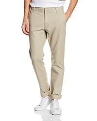 Pantalon chino beige Cheap Monday