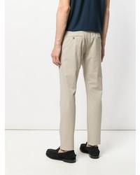 Pantalon chino beige Incotex