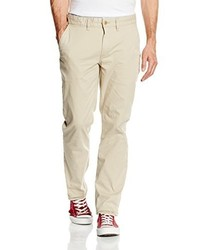 Pantalon chino beige Hilfiger Denim