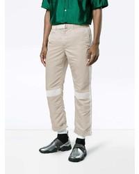 Pantalon chino beige Sacai