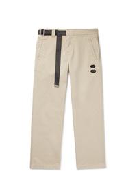 Pantalon chino beige Off-White
