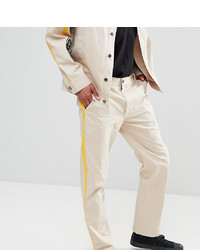 Pantalon chino beige Sacred Hawk