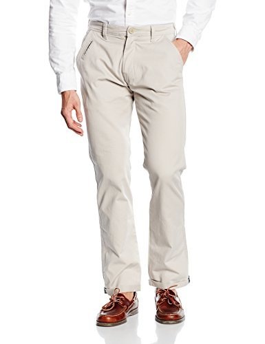 Pantalon chino beige THE INDIAN FACE