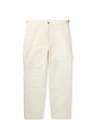 Pantalon chino blanc Ami