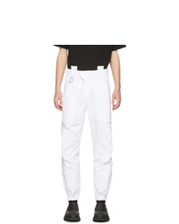 Pantalon chino blanc Boramy Viguier