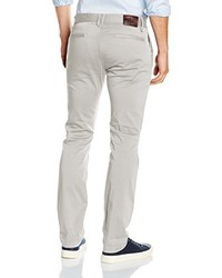 Pantalon chino blanc Boss Orange