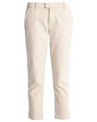 Pantalon chino blanc Gap