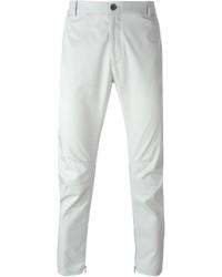 Pantalon chino blanc Lanvin