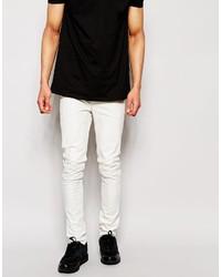 Pantalon chino blanc Religion