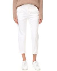 Pantalon chino blanc Vince